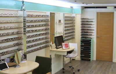 david paul opticians